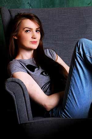 Single Russian girl